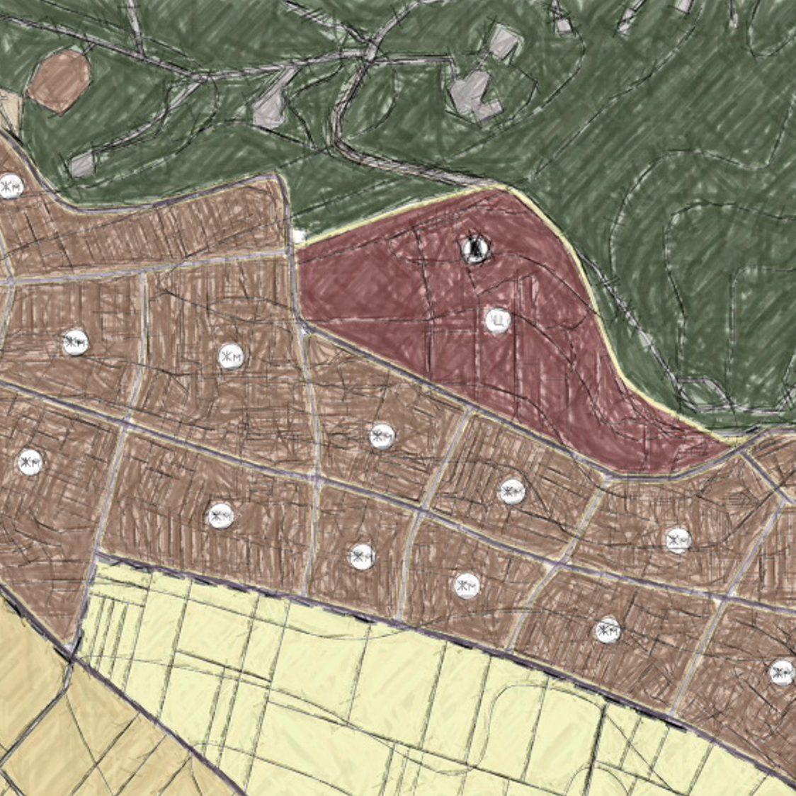 Проект – общ устройствен план (ОУП) на град