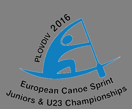 ECA European canoe sprint juniors & U23 championships Plovdiv 2016