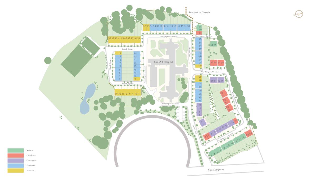 new-build-site-plan