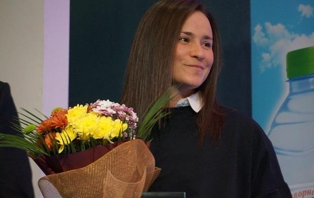 Stanilia Stamenova is Sportist of Plovdiv for 2016